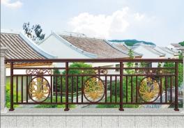 (铝艺)阳台护栏系列